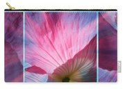 Poppy Rays Collage Carry-all Pouch