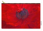 Poppy - Red Envy Carry-all Pouch