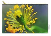 Poppy Seed Capsule 2 Carry-all Pouch by Kaye Menner