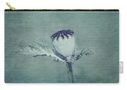Poppy Still Life Carry-all Pouch