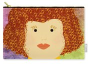 Porcelain Doll 12 Carry-all Pouch