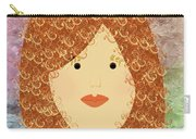 Porcelain Doll 20 Carry-all Pouch