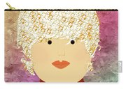 Porcelain Doll 8 Carry-all Pouch