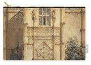 Porch At Montacute, 1842 Carry-all Pouch