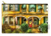 Porch - Cranford Nj - A Yellow Classic  Carry-all Pouch