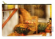 Porch - In The Light Of Autumn Carry-all Pouch