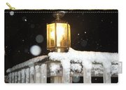 Porch Lamp Carry-all Pouch by Nelson Watkins