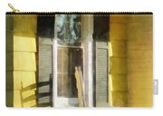 Porch - Long Afternoon Shadow Of Rocking Chair Carry-all Pouch