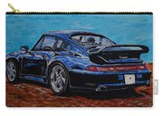 Porsche 911 Turbo  Carry-all Pouch