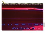 Porsche 911turbo S Carry-all Pouch