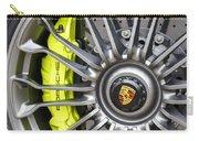 Porsche 918 Wheel Carry-all Pouch