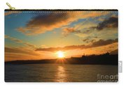 Port Angeles Sunburst Carry-all Pouch