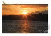 Port Angeles Sunrise Carry-all Pouch