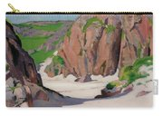 Port Bhan  Iona Carry-all Pouch by Francis Campbell Boileau Cadell