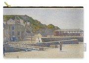 Port En Bessin Carry-all Pouch
