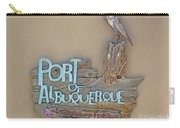 Port Of Albuquerque Carry-all Pouch