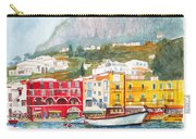Port Of Capri Carry-all Pouch