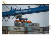 Port Of Charleston Carry-all Pouch