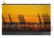 Port Of Felixstowe Carry-all Pouch by Svetlana Sewell
