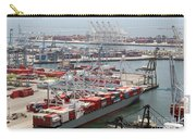 Port Of Long Beach Carry-all Pouch