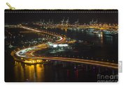 Port Of Miami Macarthur Causeway Carry-all Pouch