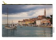 Port Of Rovinj Carry-all Pouch