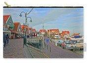 Port Of Volendam Carry-all Pouch