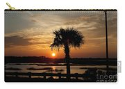 Port Royal Sunset Carry-all Pouch