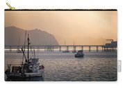 Port San Luis At Dawn 010 Carry-all Pouch