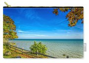 Port Sanilac Scenic Turnout Carry-all Pouch