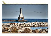 Port Washington Breakwater Light Carry-all Pouch
