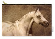 Portait Of A Stallion Carry-all Pouch
