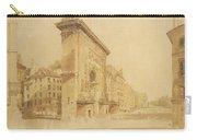 Porte St Denis, Paris Carry-all Pouch