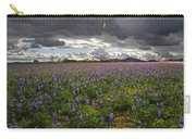 Porter Ranch Wildflowers   Carry-all Pouch