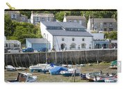 Porthleven Harbor - Low Tide Carry-all Pouch