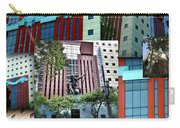 Portland Building Collage Carry-all Pouch