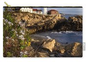 Portland Head Light Carry-all Pouch by Brian Jannsen