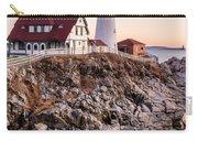 Portland Head Lighthouse Cape Elizabeth Maine Carry-all Pouch