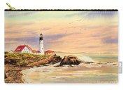 Portland Head Lighthouse Maine Carry-all Pouch