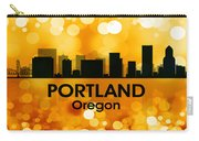 Portland Or 3 Carry-all Pouch