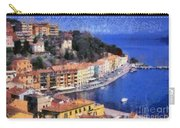 Porto Stefano In Italy Carry-all Pouch