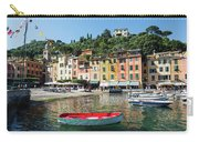 Portofino, Genoa Province, Italian Carry-all Pouch