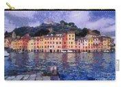 Portofino In Italy Carry-all Pouch