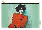 Portrait Alexander Sakharoff Carry-all Pouch