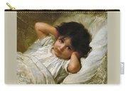 Portrait De Marie-louise  Carry-all Pouch