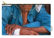Portrait Of A Berber Woman Carry-all Pouch