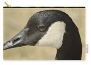 Portrait Of A Canadian Goose  Carry-all Pouch