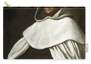 Portrait Of A Carmelite Carry-all Pouch