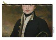 Portrait Of A Midshipman Carry-all Pouch
