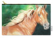 Portrait Of A Palomino Carry-all Pouch
